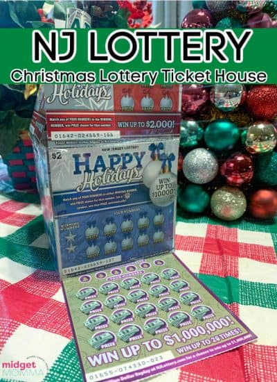 Lottery Ticket House