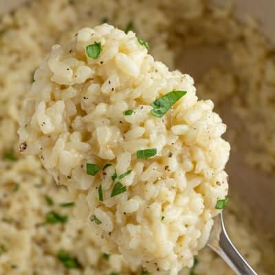 Parmesan Risotto Recipe
