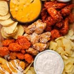 Party Snacks Charcuterie Board