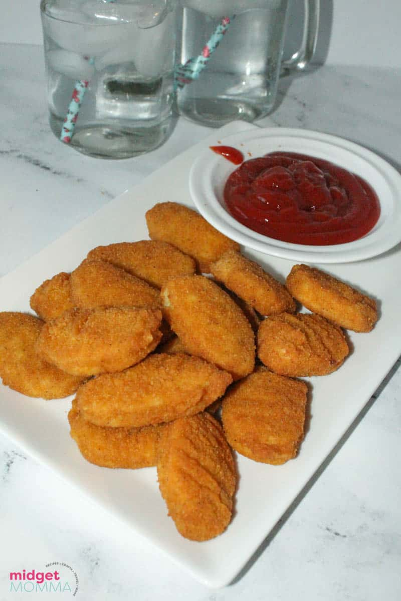 Air Fried Chicken Nuggets
