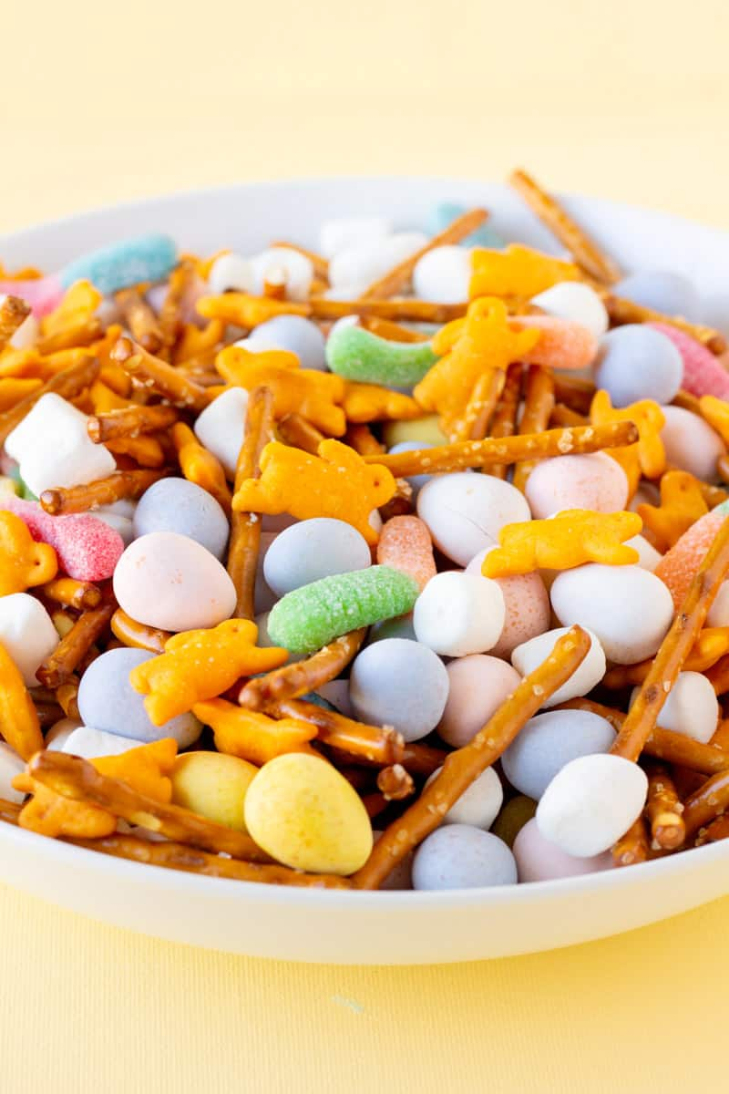 Bunny Bait Easter Trail Mix