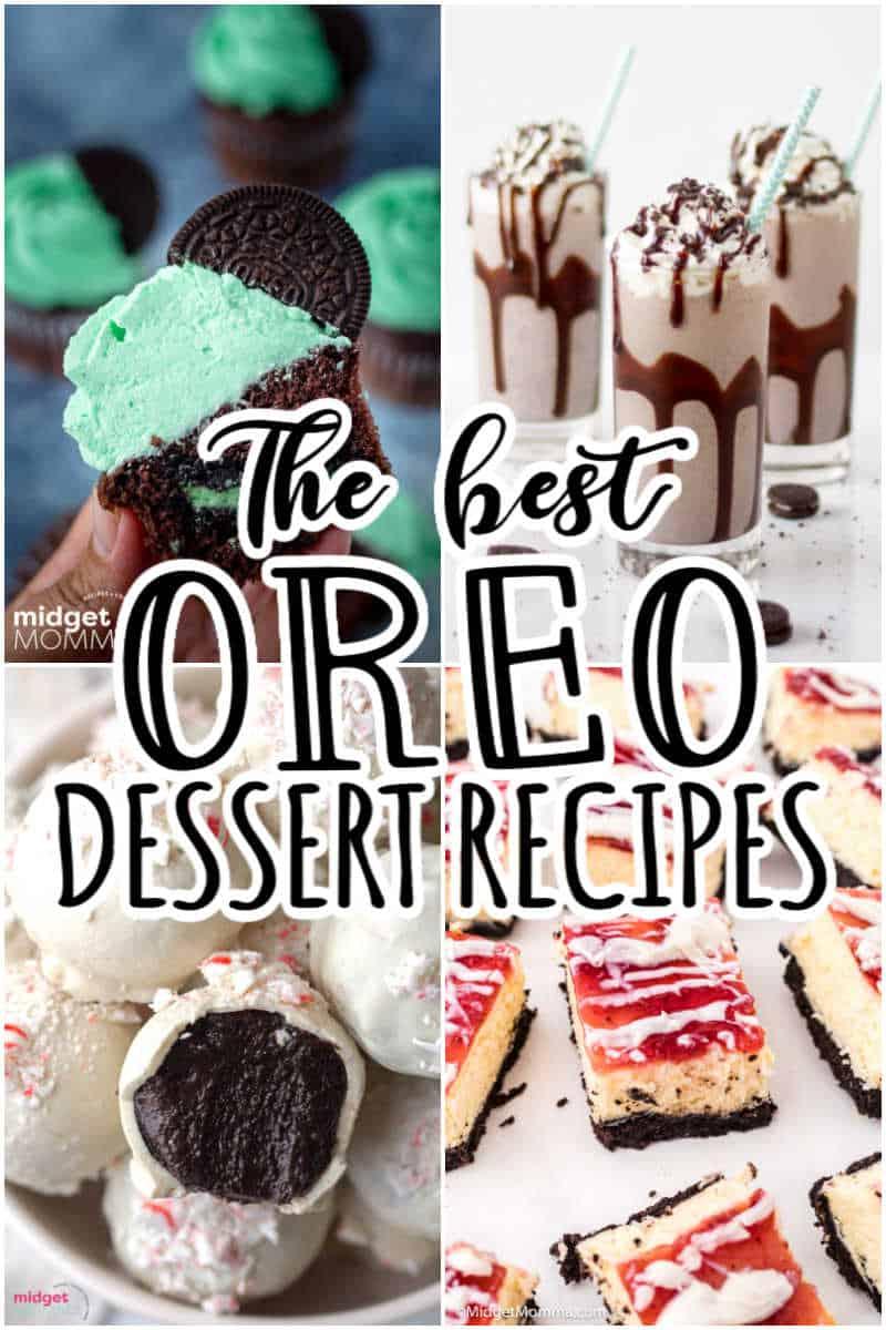 The Best Oreo Recipes