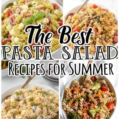The Best Pasta Salad Recipes