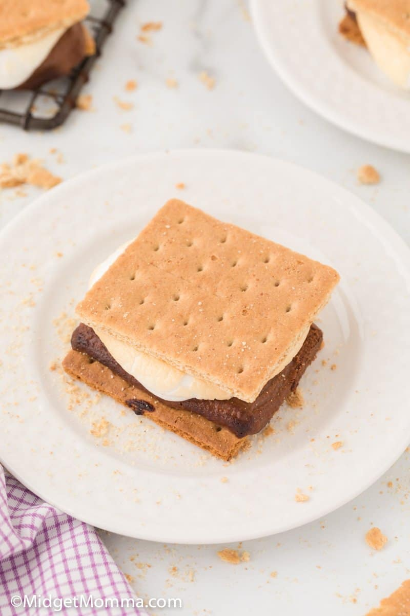 Air Fried S'mores