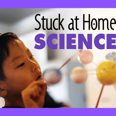 Free Kids Science Activities from California Science Center